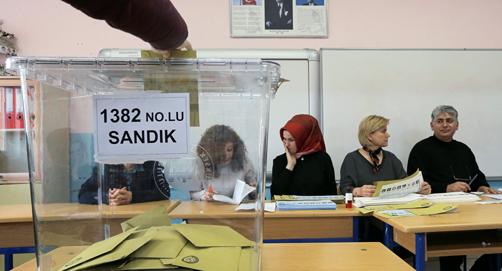 Yerel Seçim 2019, sandık, oy