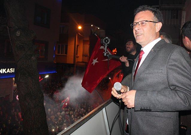 CHP'li Ahmet Öküzcüoğlu