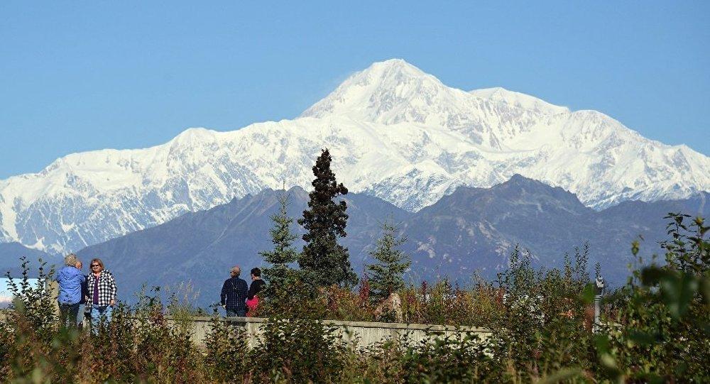 Denali Ulusal Park, Alaska