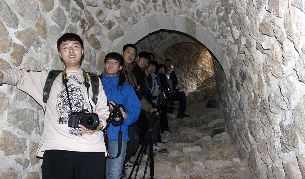 National Geographic Traveler'ın fotoğrafçıları ve ünlü blogger'lar Adıyaman'da