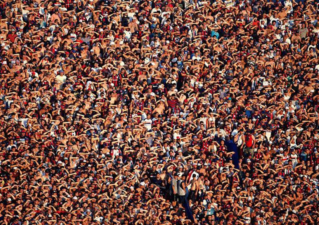 Nüfus - kalabalık