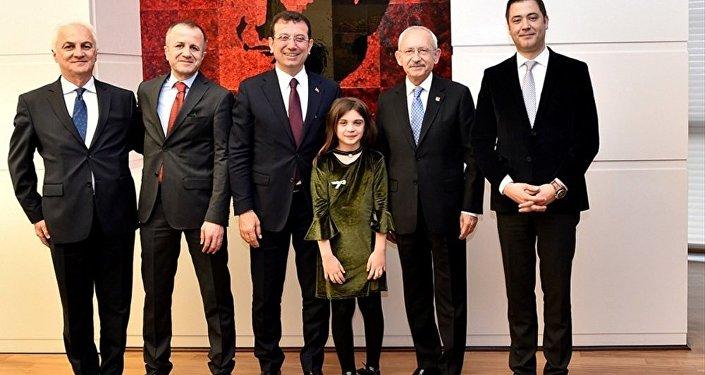 Ekrem İmamoğlu, Kemal Kılıçdaroğlu
