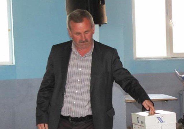 Kütahya'nın Hisarcık ilçesine bağlı Aşağı Yoncaağaç köyünde 3 dönem muhtarlık yaptıktan sonra aday olmayan 52 yaşındaki İhsan Pektaş