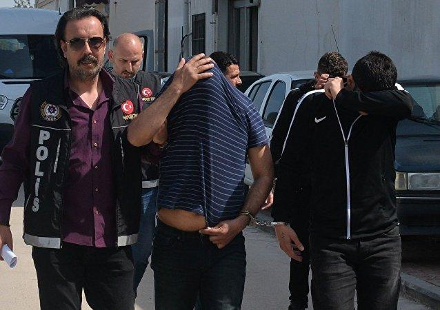 Adana - uyuşturucu operasyonu
