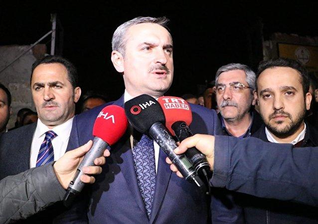 AK Parti İstanbul İl Başkanı Şenocak: 12 bin 300 oy lehimize döndü