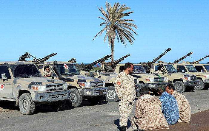 'Rusya'nın Libya'ya paralı asker gönderdiği haberleri propaganda'