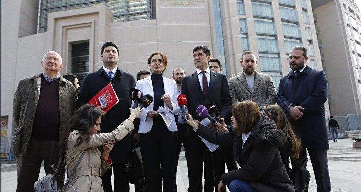 Canan Kaftancıoğlu, mazbata başvurusu