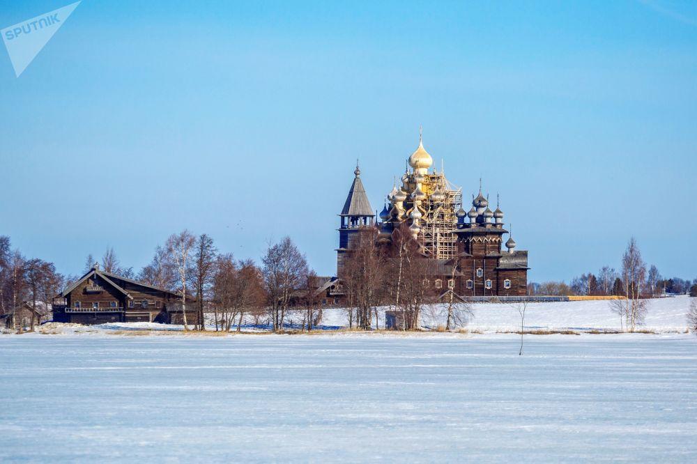 Karelya'daki Kiji Müzesi