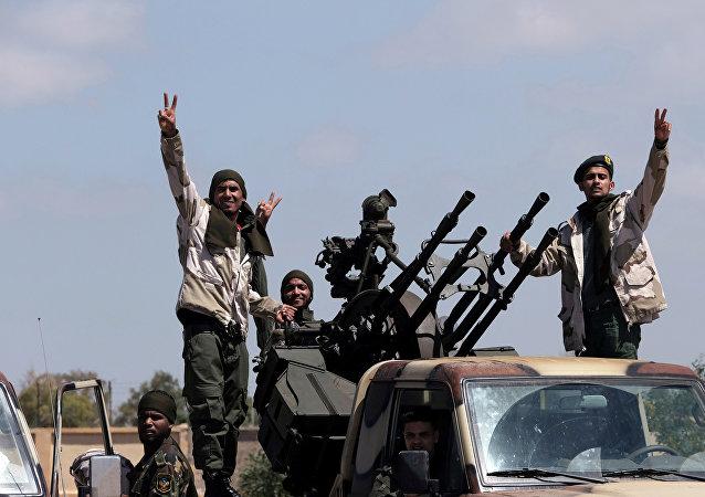 Libya Ulusal Ordusu