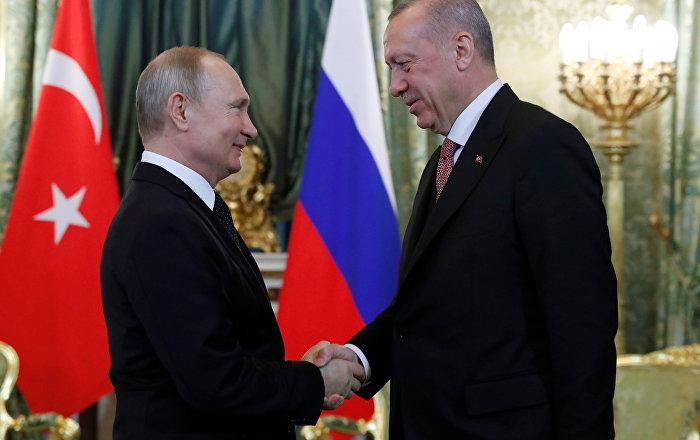 'Türkiye ve Rusya 100 milyar dolarlık ticaret hacmi hedefine 5 yıl içinde ulaşabilir'
