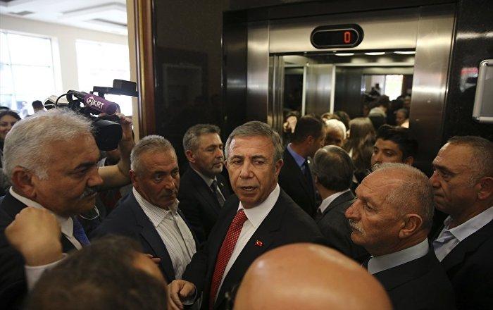 Ankara Büyükşehir Belediye Başkanı Yavaş: Devr-i sabık yaratmak gibi bir işimiz olmaz