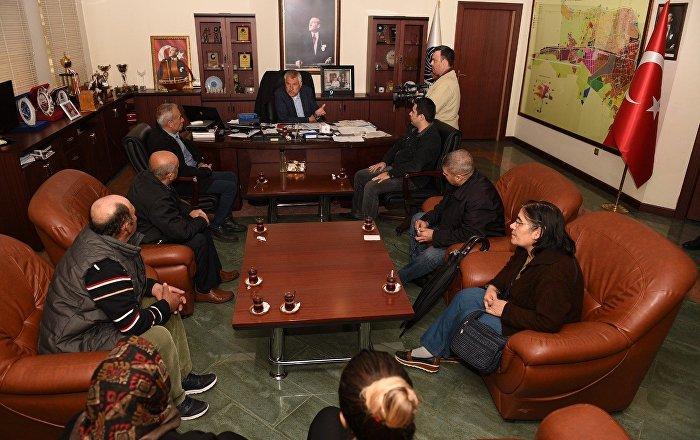 Adana Belediye Başkanı seçilen Karalar, 'Ölü Mahmut' olayını çözüme kavuşturdu