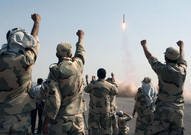 İran Devrim Muhafızları