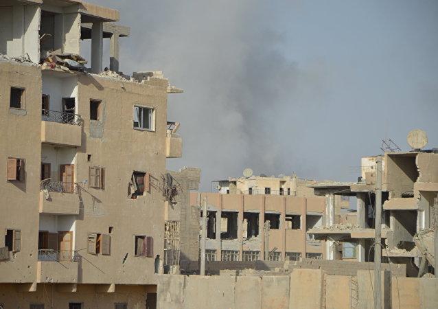 Rakka'da bomba yüklü araçla saldırı düzenlendi