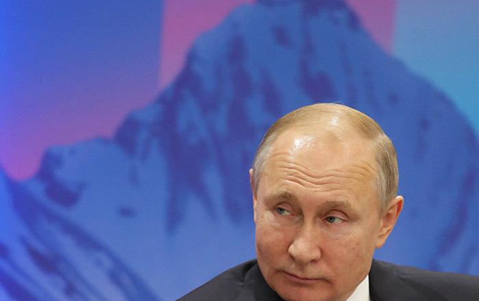 Putin: ABD'nin Rusya'ya boyun eğdirmek istediğini sanmıyorum