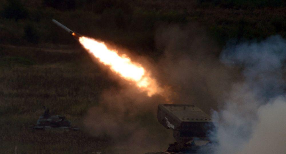 'Cehennem silahı' olarak da anılan TOS-1A 'Solntsepek'