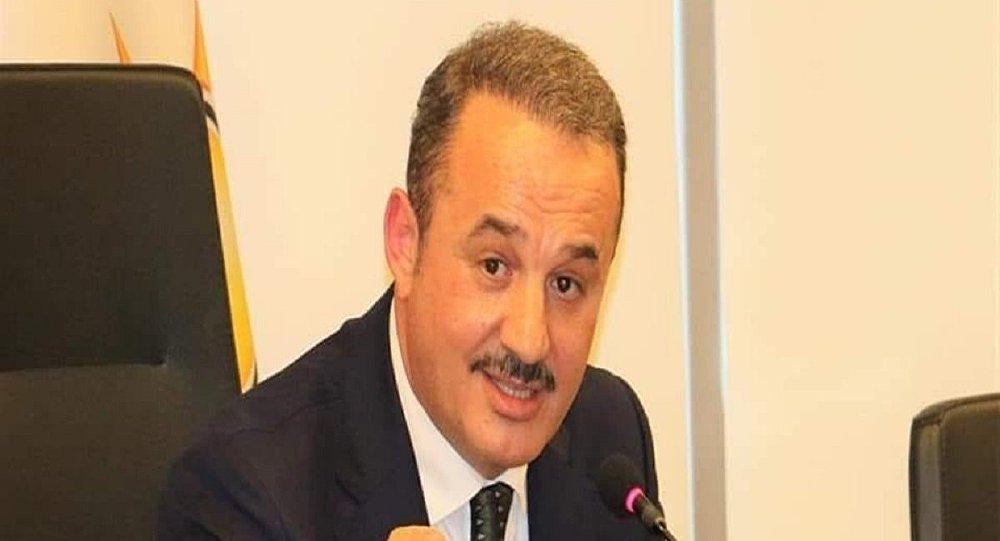 AK Parti İzmir İl Başkanı Aydın Şengül,