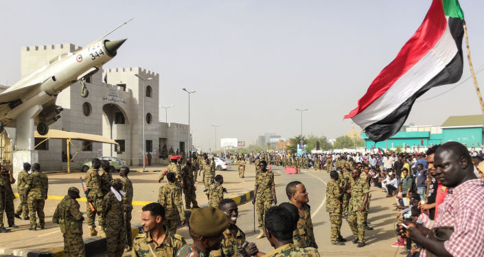 Sudan askerleri