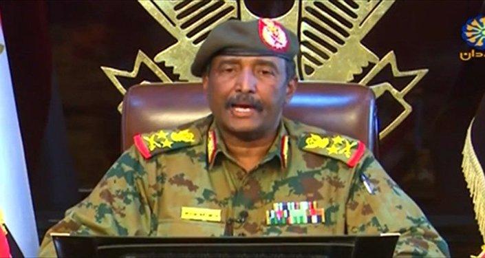 Sudan Askeri Geçiş Konseyi Başkanı Abdulfettah el-Burhan