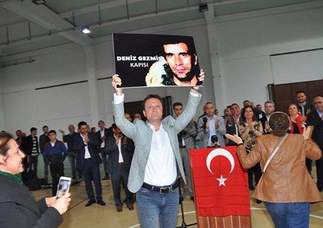 Menemen Belediye başkanı Serdar Aksoy