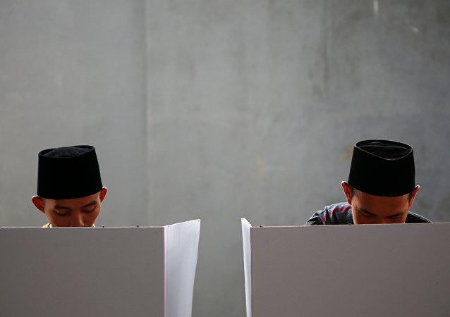 Endonezya seçim
