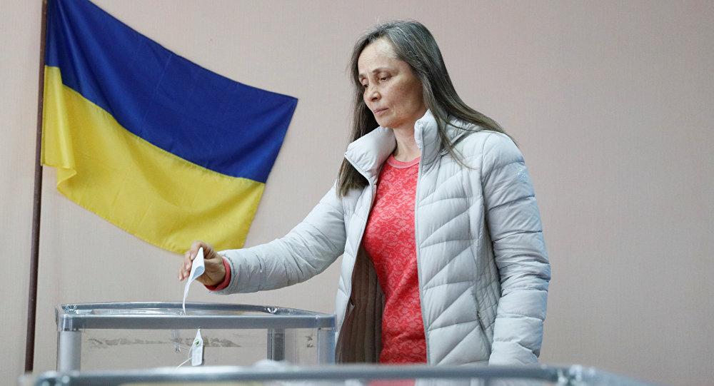 Ukrayna'da devlet başkanlığı seçimi