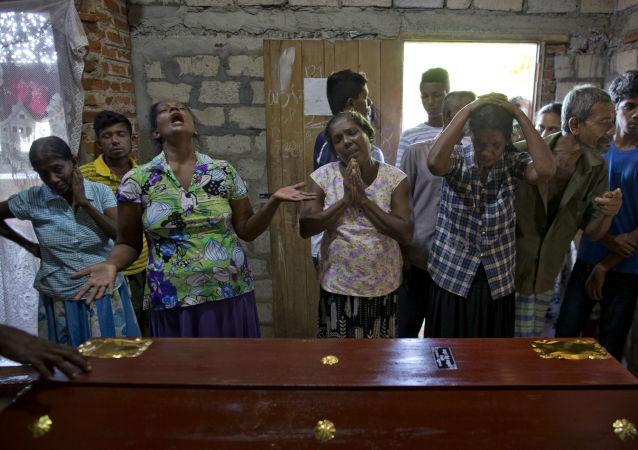 Sri Lanka - Saldırı