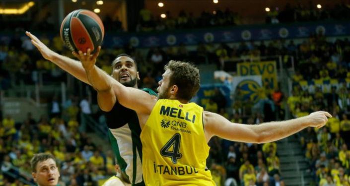 Fenerbahçe Beko, üst üste 5. kez Dörtlü Final'e kaldı