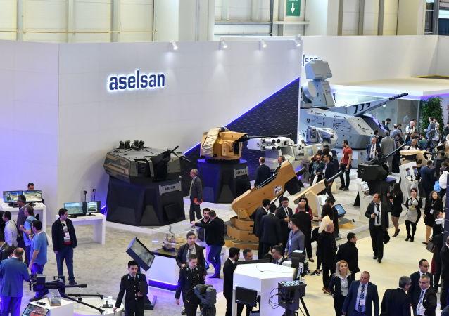 IDEF 2019 Aselsan Nefer