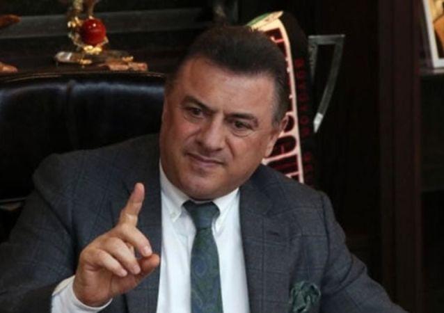 Çaykur Rizespor Başkanı Hasan Kartal