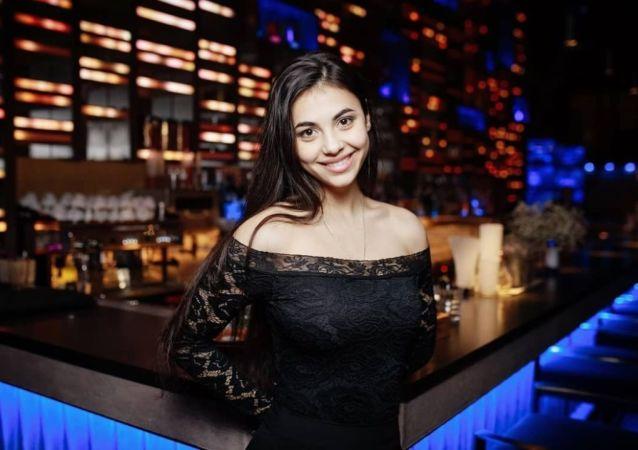 Miss Supertalent of the World birincisi Lada Akimova