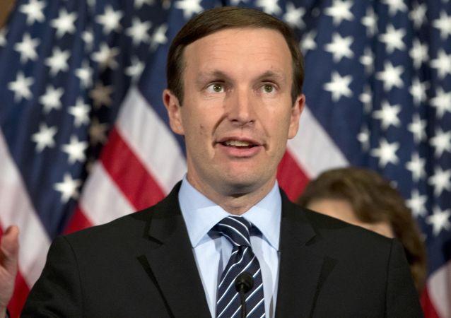 ABD'li Senatör Chris Murphy