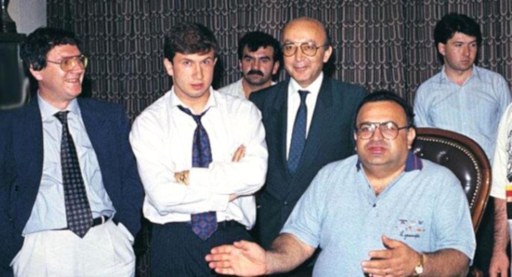 Fenerbahçe eski başkanlarından Metin Aşık