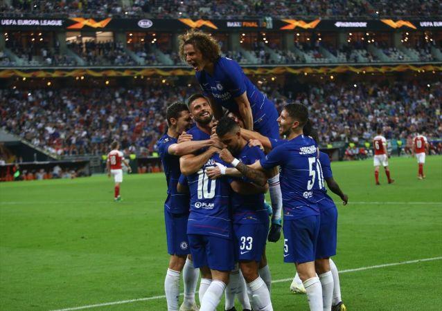 Chelsea, UEFA Avrupa Ligi şampiyonu oldu