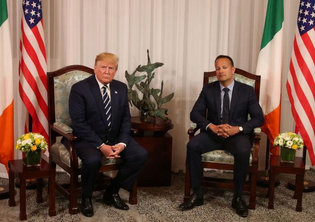 ABD Başkanı Trump, İrlanda'da