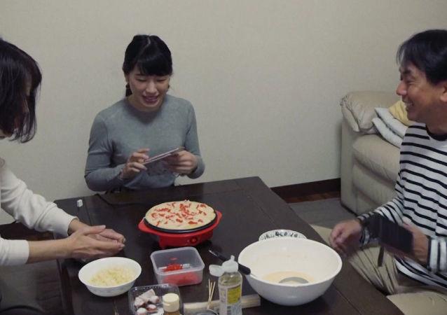 Japonya'da kiralık aile hizmeti