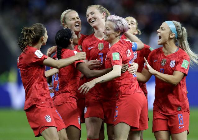 ABD Kadın Futbol Takımı