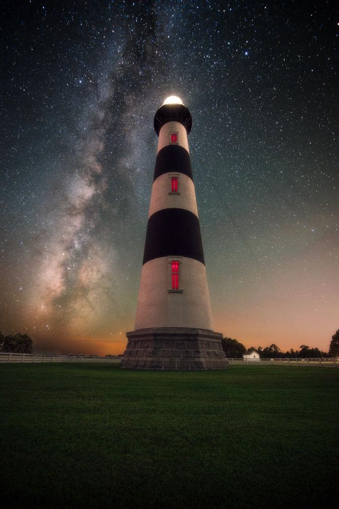 Yarışmanın finalistlerinden ABD'li yarışmacı Jason Perry'nin fotoğrafı, ABD'nin Kuzey Carolina eyaletinde çekildi.