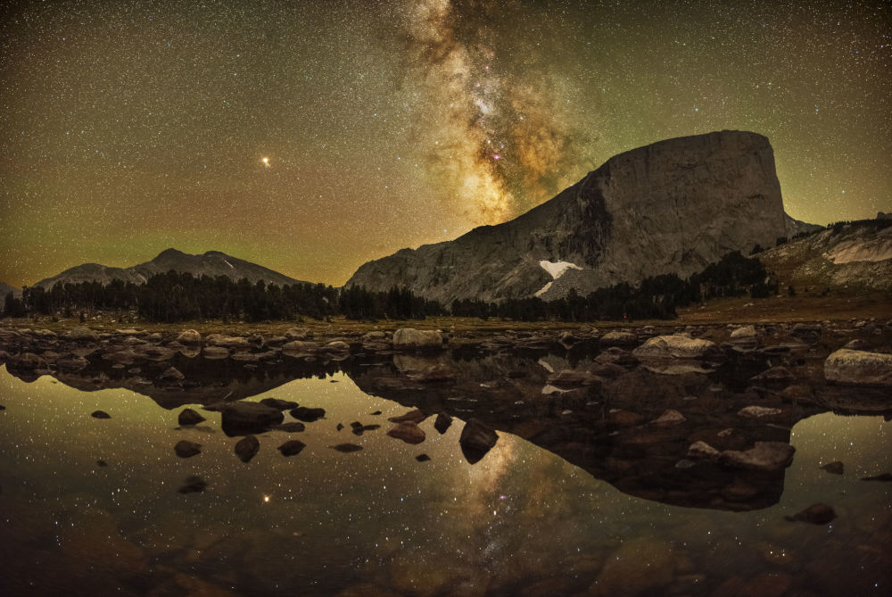 2019 Yılının Astronomi Fotoğrafçısı Yarışmasının finalistleri