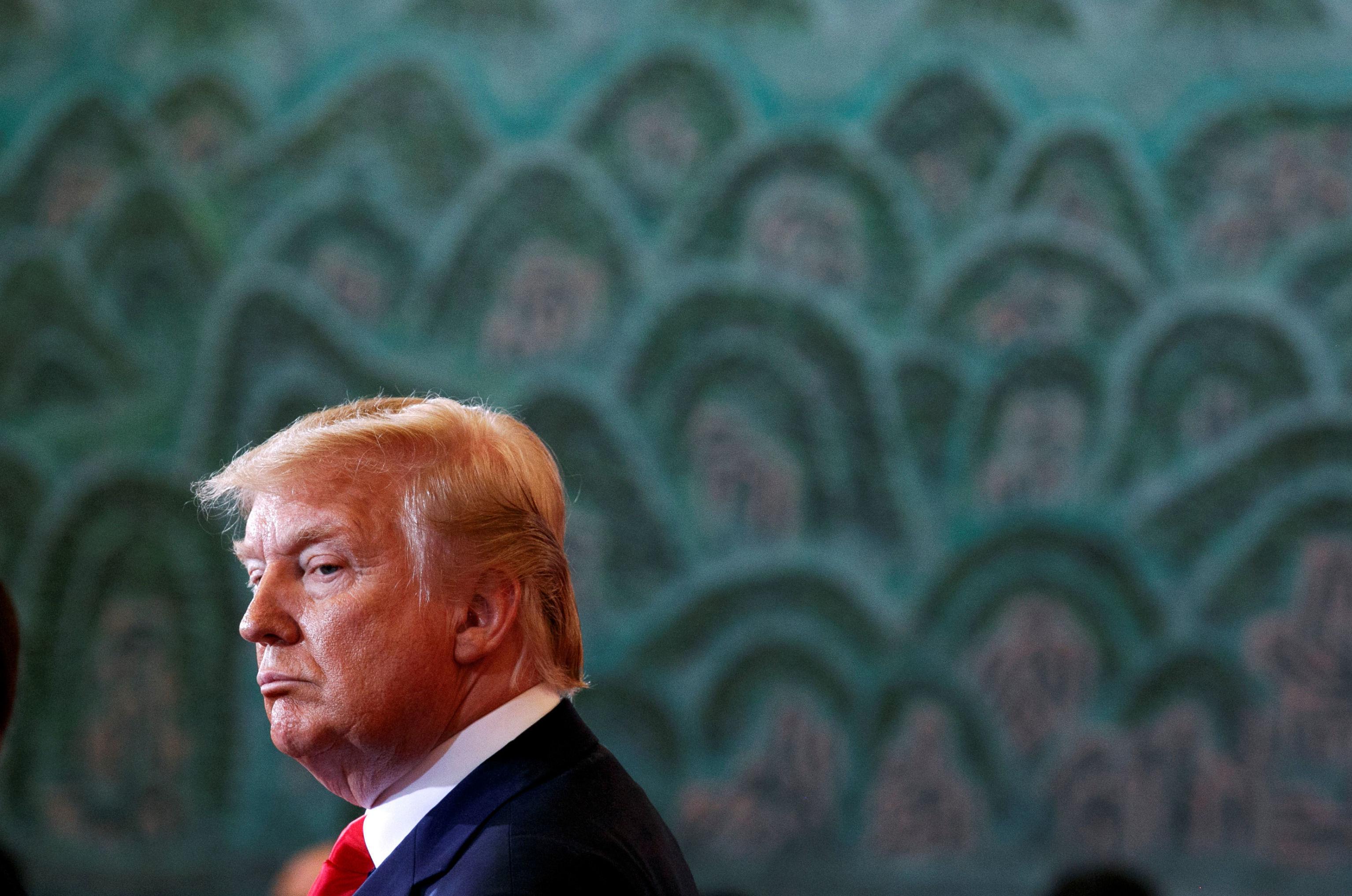 Trump: Trump: Kuzey Kore'ye yaptırımlar kalıyor. Kaldırmayı dört gözle bekliyorum. Bu ülkeye yaptırım uygulamayı sevmiyorum ama yaptırımlar kalıyor