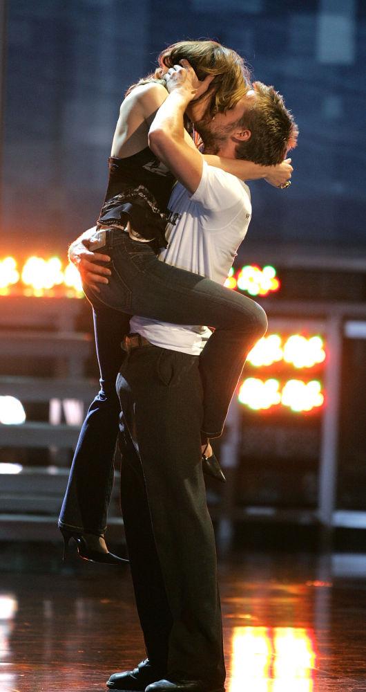 Kanadalılar, listenin 10.'su oldu.  Fotoğrafta: Kanadalı oyuncular Rachel McAdams ve Ryan Gosling, MTV Ödülleri'nde.