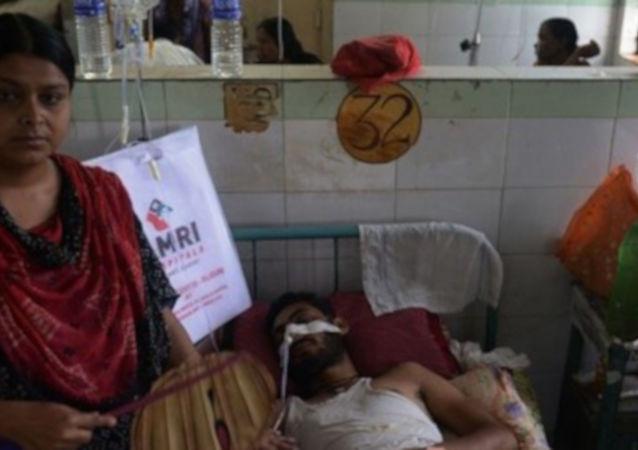 Hindistan'da Japon beyin iltihabı salgını