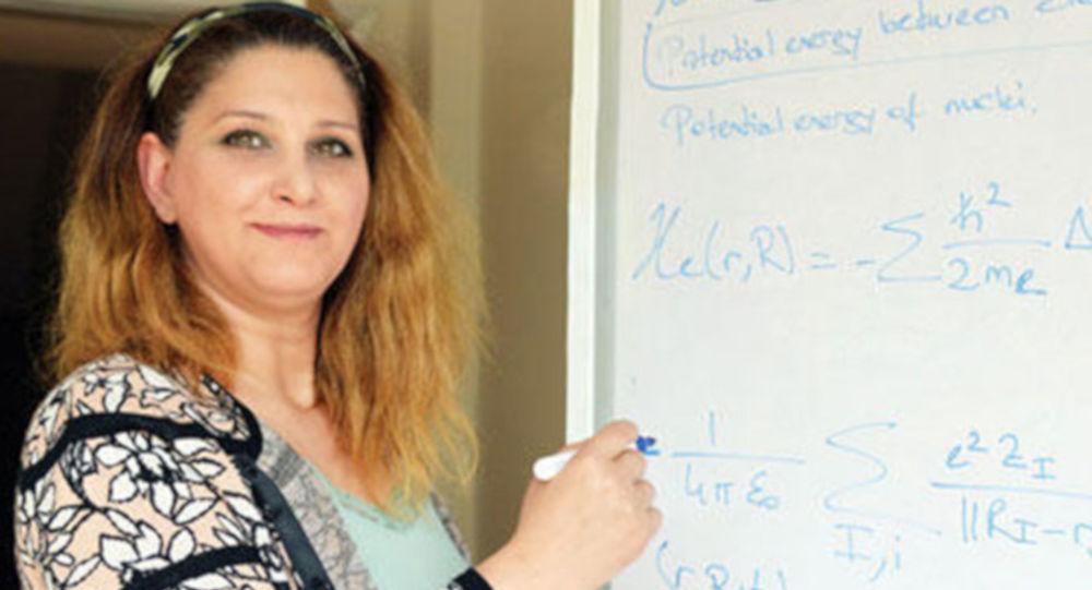 Türk bilim kadını Dr. Orkide Coşkuner-Weber