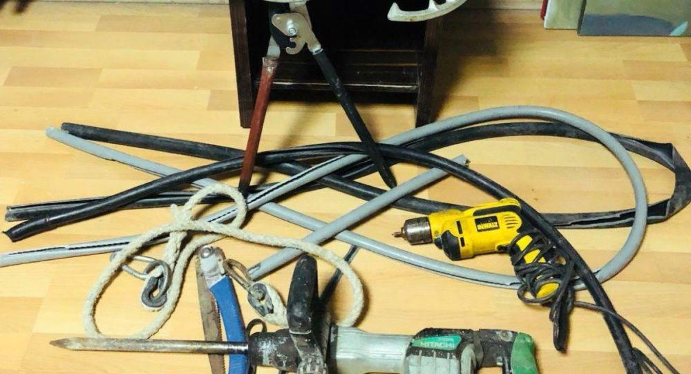 Van'da trafolardan 6 ayda 400 bin liralık kablo çalan zanlı tutuklandı