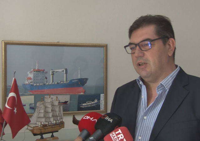 Kadıoğlu Denizcilik A.Ş Operasyon Müdürü Numan Paksoy