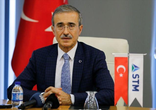 Savunma Sanayii Başkanlığı (SSB) Başkanı İsmail Demir