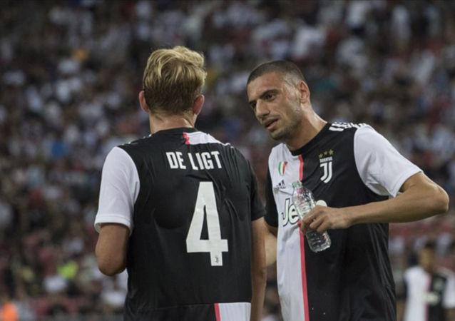 Uluslararası Şampiyonlar Kupası'nda normal süresi 1-1 biten mücadelenin ardından Juventus, penaltılar sonunda Inter'e 4-3 üstünlük sağladı.