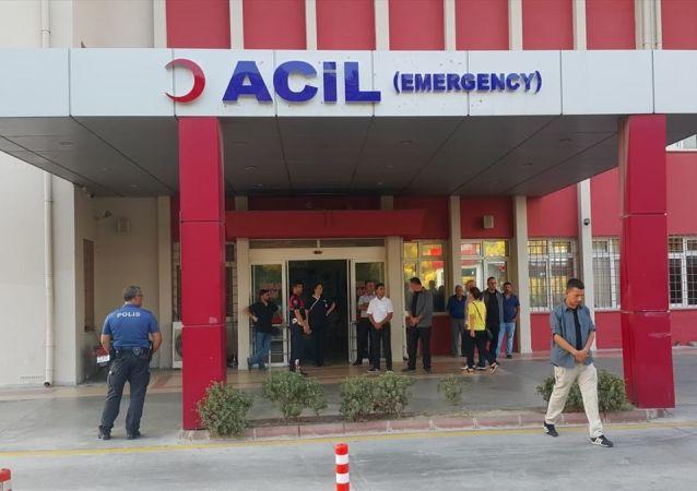 Hastane - acil