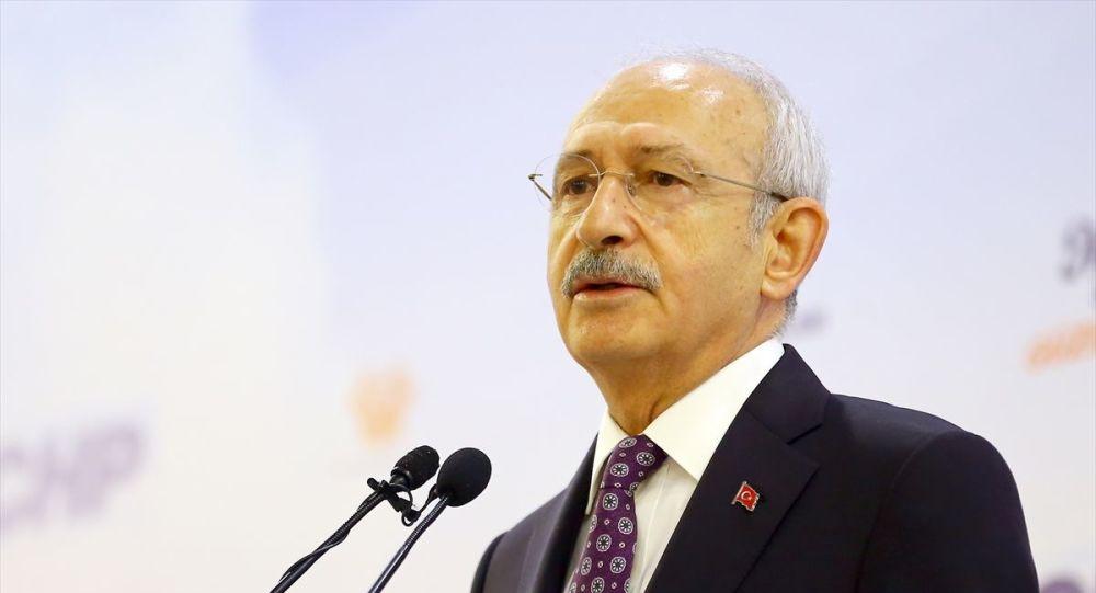 Cumhuriyet Halk Partisi (CHP) Genel Başkanı Kemal Kılıçdaroğlu, partisinin Afyonkarahisar'daki Belediye Başkanları Çalıştayı'na katılarak konuşma yaptı.