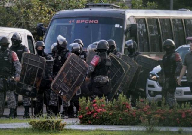 Brezilya'da hapishanede isyan: 52 ölü